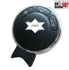 "BMW MINI COOPER 3 BUTTON SMART KEY FOB CASE ""WITH LOGO"""