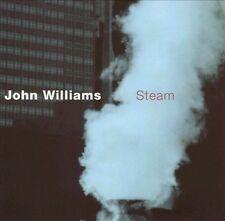 Steam -- John Williams -- New Irish Traditional Concertina Music CD