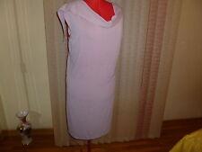 NWT ESCADA SPORT Sylwia sleeveless dress+details in open purple size XL.