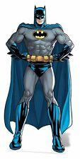 Classico Stile Fumetti Batman LifeSize cartone ritaglio Standee Standup DC Comics