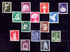 Berlin Industria y Tecnica serie del año 1975-76 (AE-4)