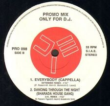 Various (DOOP/Wave of Future/Chapel/SHARADA house gang) - Promo mix 98