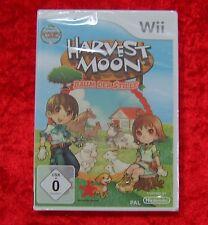 Harvest Moon Baum der Stille, Nintendo Wii Spiel, Neu, deutsche Version
