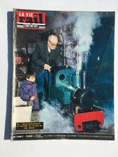 vie du rail 1967 1097 CREIL BATIGNOLLE SOLEX SOLEXINE DECAUVILLE BEZIERS TURBOTR