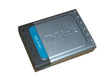 D-Link dsl-360t ADSL módem 10
