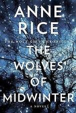 Anne Rice Fantasy Hardcover Books