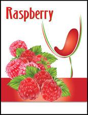 Island Mist Raspberry Wine Labels - 30
