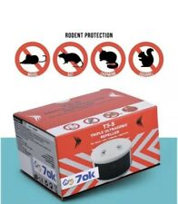 Sevinnok T5-S Triple Ultrasonic Repeller for Mice, Rats, Rodents, Squirrels