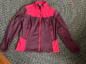 Ladies Kathmandu jacket pink and purple size 16 as new