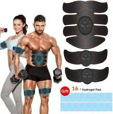 Kit Electro Stimulateur Stimulation Abdominale  Musculation Ceinture Muscle Abdo