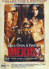 Once Upon A Time In Mexico - Action / Thriller - Antonio Banderas - NEW DVD
