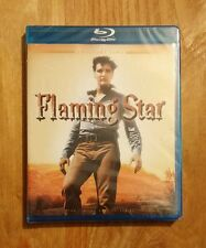 Flaming Star (1960) New Blu-ray Elvis Presley, Steve Forrest, TWILIGHT TIME