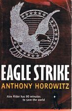 Eagle Strike by Horowitz Anthony - Book - Paperback - Fiction - Thrillers
