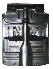 HARDTOP COMPLETE FLOOR PAN W/ BRACES 55-57 CHEVY..