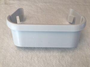 Frigidaire Freezer Door Bin Refrigerator Door Shelf White 240359001 240359000