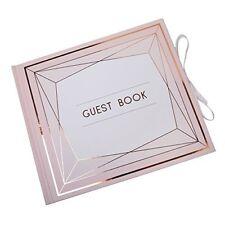 Neviti Geo Blush - Guest Book
