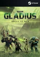 Warhammer 40,000 Gladius - Relics of War Steam PC Key Same Day Message Delivery