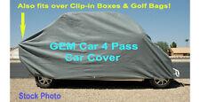 GEM Car Parts , Economy Car Cover, Fits 4 Passenger Models