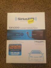 New listing Sxv200 Connect Vehicle Tuner -Siriusxm Sirius Xm