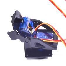 2 ASSI Pan/Tilt Servo Con Motore Brushless FPV Fotocamera staffa piattaforma con 2x 9 G KIT Servo