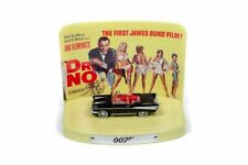 1957 CHEVY BEL AIR WITH DR. NO DISPLAY TIN 1/64 scale DIECAST CAR