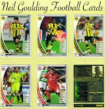 PANINI (JAPAN) ☆ WCCF INTERCONTINENTAL CLUBS 2016-2017 ☆ Cards #A001 to #A126