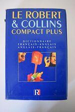 Le Robert & Collins Compact Plus Dictionnaire français/anglais 2000