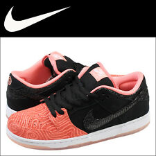 New Mens 11 NIKE SB Dunk Low Premium Salmon Fish Ladder Shoes $110 313170-603