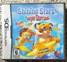 SHINING STARS SUPER STARCADE NINTENDO DS LITE/DSi ARCADE GAME brand new & sealed