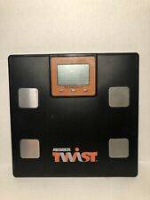 ABDOER Twist Body Analyzing Scale CR6331 Tested Working