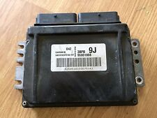 Daewoo Chevrolet Matiz  engine ECU 96801808 1BPB 9J immo off plug & play D42
