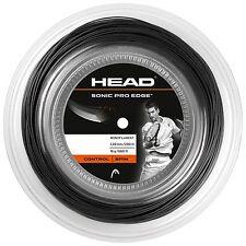 Head Sonic Pro EDGE - schwarz - 200 Meter auf Rolle