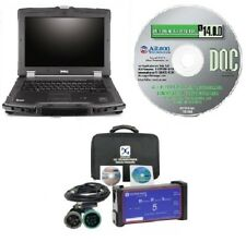 Allison DOC Software, Dell Fully Rugged XFR-E6400 & DPA-5 Adapter Preloaded