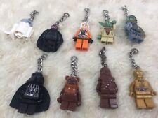 Star Wars Mini Lego Keychains Backpack Decorations Variety Of People