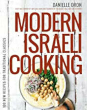 Modern Israeli Cooking, Excellent, Oron, Danielle Book