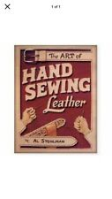 The Art of Hand Sewing Leather by Al Stohlman 61944-00 Tandy Leather