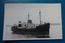 E387 - SS SAINT EUNAN Ship PHOTO - J A Gardner - Jersey