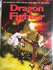 Dragon Fighter DVD 1990 Martial Arts Film Movie