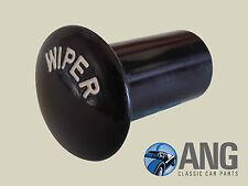 AUSTIN HEALEY 100, 3000 BN1-BJ7 WINDSCREEN WIPERS CONTROL SWITCH KNOB 106689