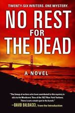 No Rest for the Dead by Andrew Gulli, Sandra Brown, Lisa Scottoline and Jeffery