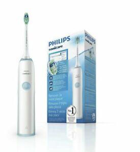 Philips Spazzolino Elettrico HX3212/03 Tecnologia Sonicare DailyClean 2100