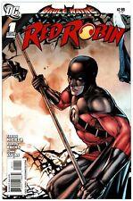 Bruce Wayne: The Road Home: Red Robin (2010) #1 NM 9.Shane Davis Cover