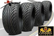 (Qty of 4) Lionhart LH-Four 215/50R17 95W XL Performance Tires