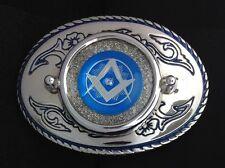 Mason Masonic Freemason Belt Buckle - #230