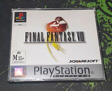 Final Fantasy VIII on PS1