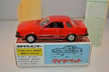 Diapet Yonezawa No G 125 Nissan New silvia red perfect mint in box