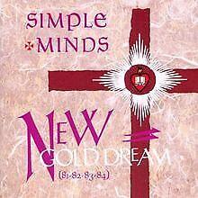 New Gold Dream (81-82-83-84) von Simple Minds   CD   Zustand sehr gut