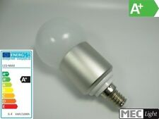 E14 LED Leuchtmittel 3x2W High-Power LED 350Lm (= 40W) 6,4W - warm-weiß