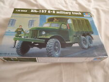 Trumpeter 1:35 ZIL-157 6x6 military truck