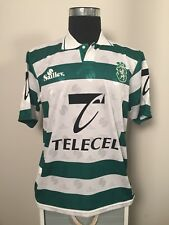 BNWT Sporting Lisbon Home Football Shirt Jersey 1995/96 (L)